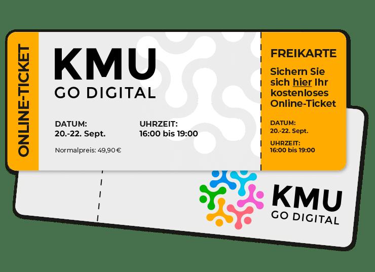 Freikarte KMU go Digital